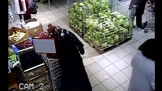 Фото Как жрут в супермаркете