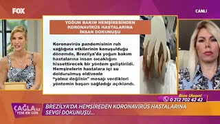 Rektör Özkan, Çağla İle Yeni Bir Gün Programına Katıldı