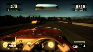 Test Drive Ferrari - Racing Legends Xbox 360 Videoteszt - GameTeVe.hu