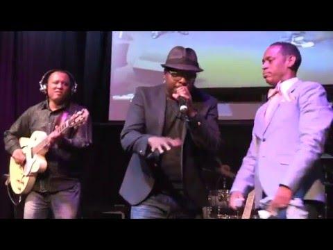 Neville D -Siyam'phakamisa Ft. Patrick Duncan (LIVE)