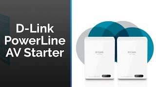 Product Review: D-Link PowerLine AV Starter Kit