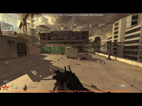 IW4x Hide&Seek custom weapon mod realese | REACTion Gaming