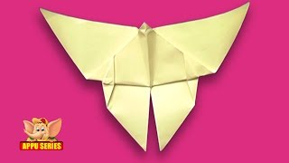 Origami - How to make a Butterfly