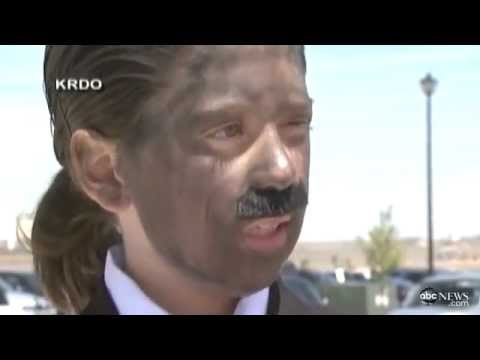 White Grade School Student Kicked Out of Scool for Blackface