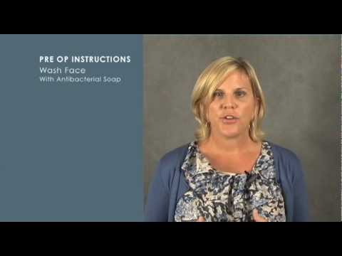 Video about Pre-Operative Instructions: LiteLift® With Local Anesthesia