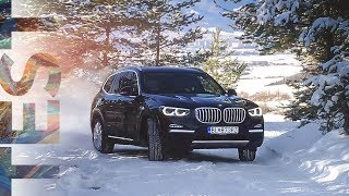2018 BMW X3 xDrive30d | 4K TEST