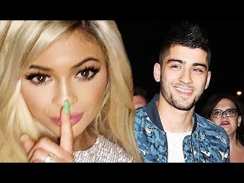 Zayn Malik Surprises Kylie Jenner At Her 18th Birthday Party