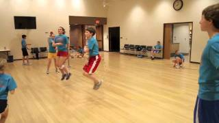 Air Jump Rope Group Has Kids Experiencing Regular Liftoff