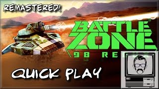 Battlezone 98 Redux Multiplayer [Quick Play] | Nostalgia Nerd