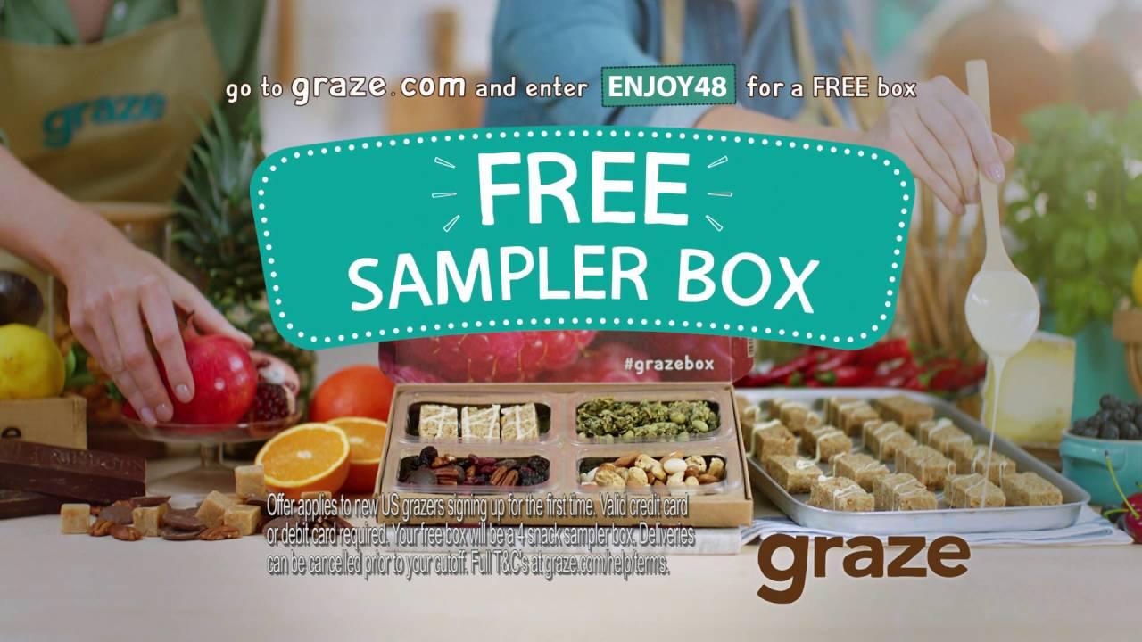 graze com code for free box