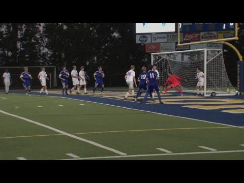 Boys Soccer 18 - Reading At Mariemont