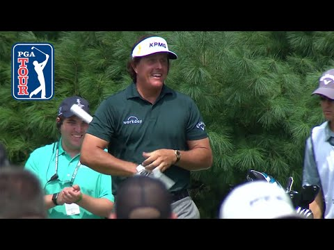 Phil Mickelson's Best Shots Of The Decade: 2010-19 (non-majors)