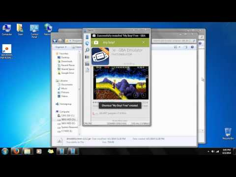 Emuparadise GBA Emulation Tutorial (Android)