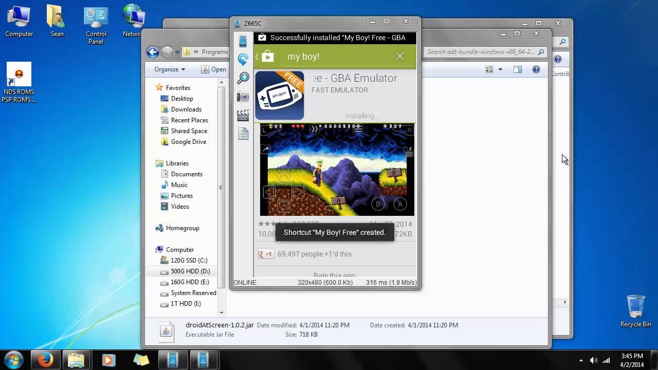 emuparadise gba emulation tutorial android youtube
