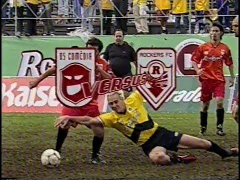Os Comédia x Rockers F.C. - Rockgol 2002 [Semi Final 1]