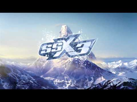 SSX3  Red Hot Chili Peppers  Higher Ground XEcutioners Remix McVee Edit