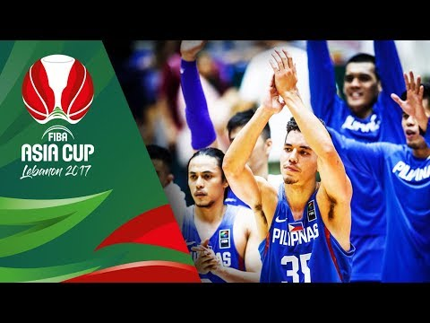 Gilas Pilipinas' Locker Room Reaction After Win Over China (VIDEO) FIBA Asia Cup 2017