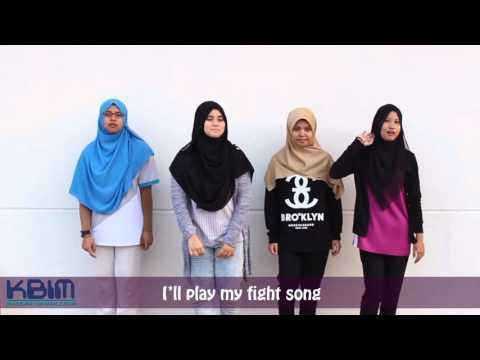 Rachel Platten - Fight Song (Kelab Bahasa Isyarat Malaysia) KBIM