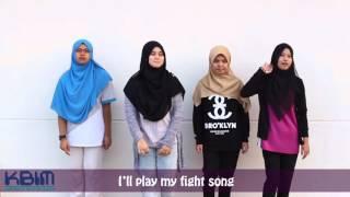 Download lagu Rachel Platten - Fight Song (Kelab Bahasa Isyarat Malaysia) KBIM