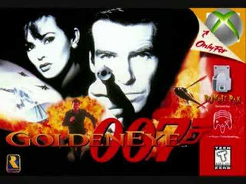 007 GoldenEYE N64 Theme Song