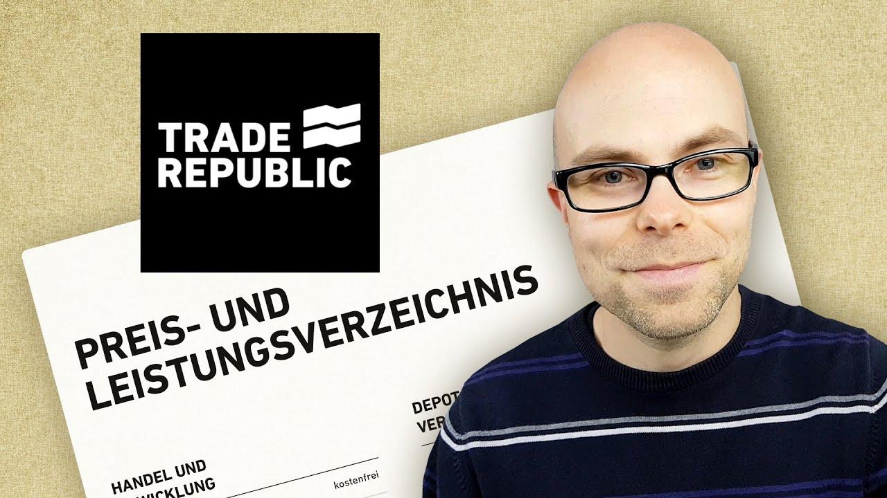 Trade Republic Gebühren