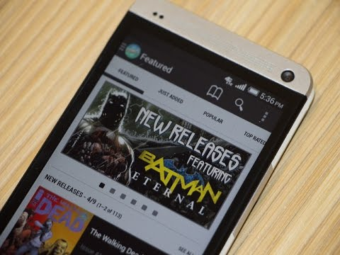 6 Best Comic Book Reader Apps For Android