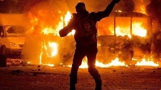 ПЛОХИЕ НОВОСТИ : 20.01.14 HD • Уличные бои в Киеве и другие новости • ARTPODGOTOVKA