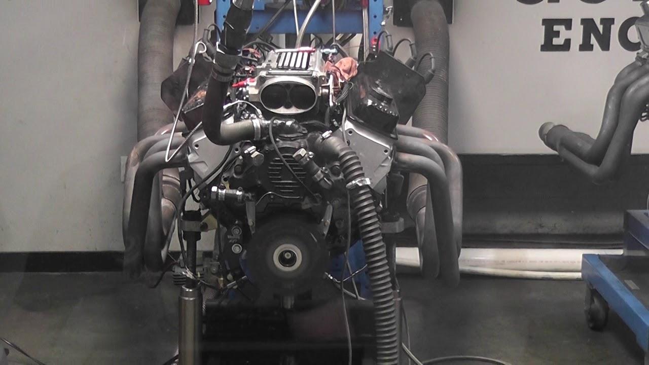 Dyno Video: Golen Engine's 383-Cube Gen-II LT1 Built For The