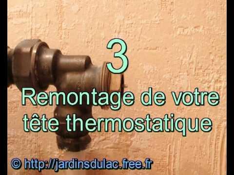 Astuce facile pour débloquer vos radiateurs... - YouTube