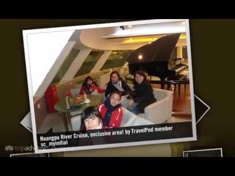 Huangpu River Cruise - Shanghai, Shanghai, China