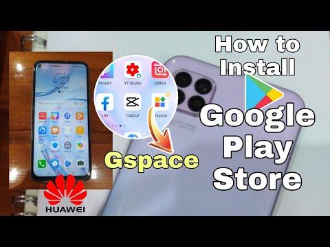 How to install Google Play store on  Huawei Nova 7i | 2 minutes 100% install