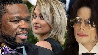 50 Cent Gets SHADED by Paris Jackson And Her Grandmother For Disrespecting Michael