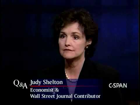 Q&A: Economist Judy Shelton