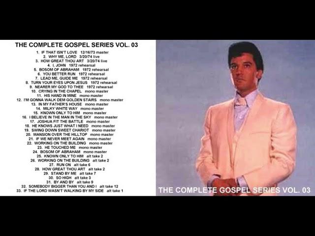 ELVIS - THE COMPLET GOSPEL SERIES VOL 3.