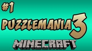 Minecraft: Puzzlemania 3 | Ep. 1, Dumb and Dumber