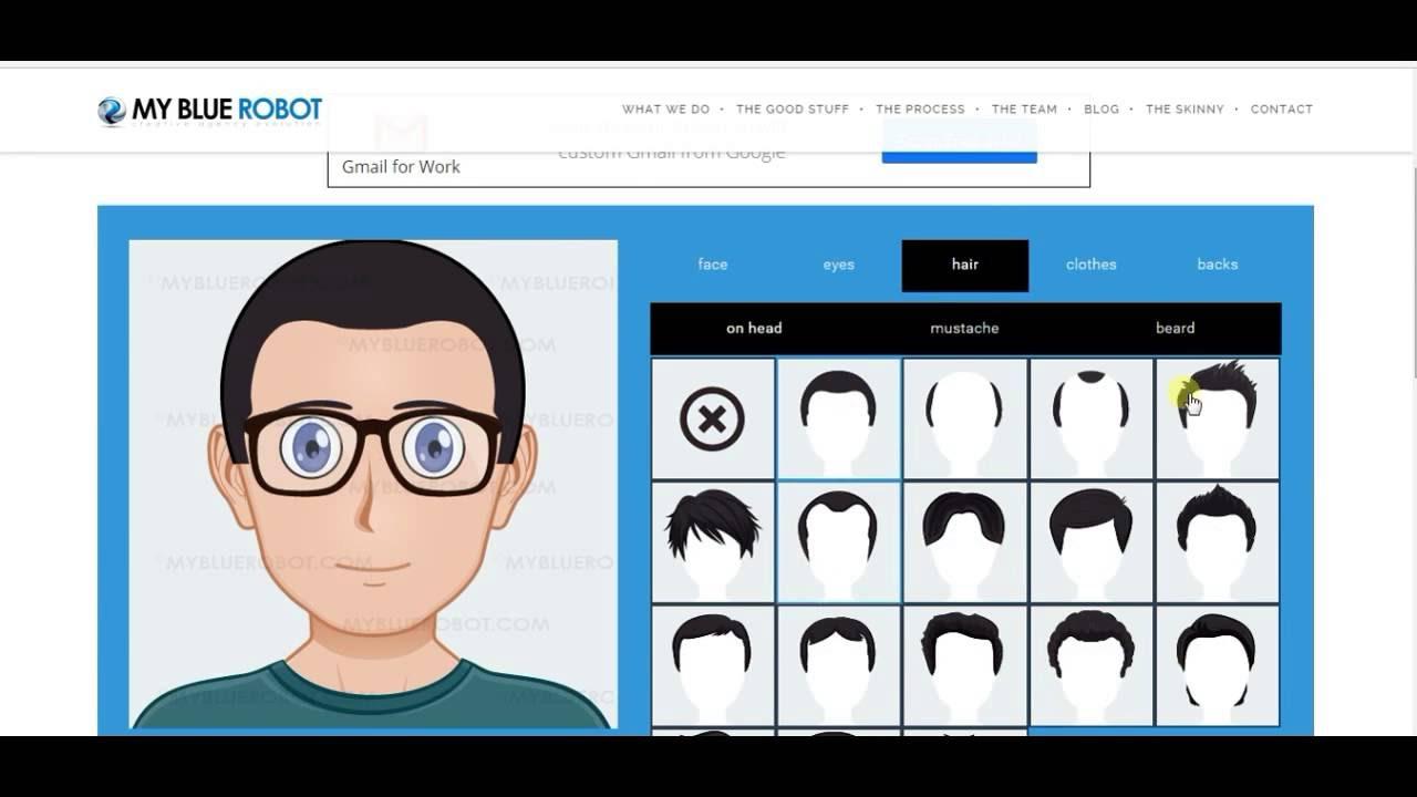 Online Avatar Erstellen