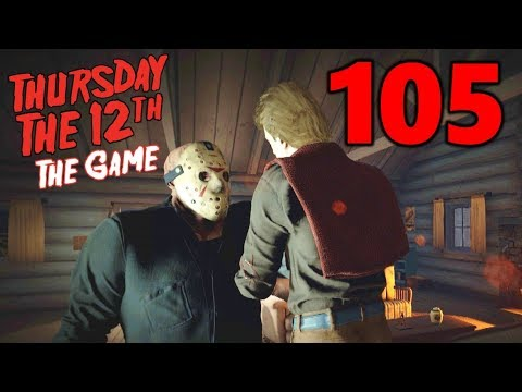 [105] Chad's Radio Show! (Let's Play Friday The 13th The Game)