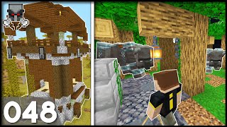 Hermitcraft 7 | Ep 048: Bad Omens \u0026 Double Decked Out Run!