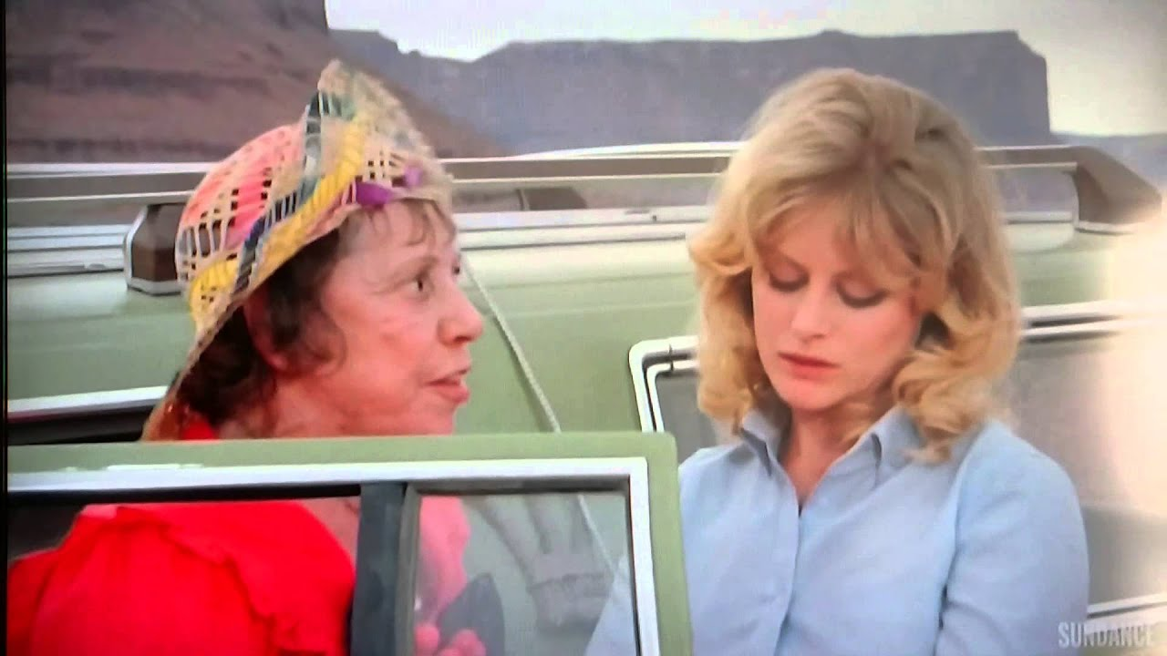 National Lampoon S Vacation Aunt Edna And Ellen Fight