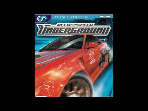 Need for Speed Underground FULL Soundtrack [HD]