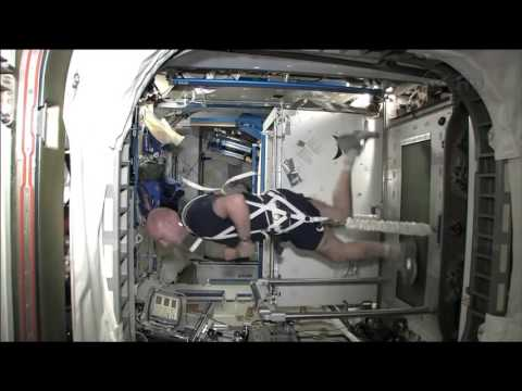 Space Station Live: Environmental Control and Life Support System