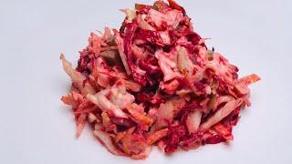 Очень вкусный салат | Вкусный Ютуб | РЕЦЕПТЫ САЛАТОВ