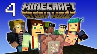 Minecraft: Story Mode Ep.1 [NL] Ep.4 (Wither STORM?!)(Minecraft: Story Mode   Episode 1-4 Afspeellijst: https://www.youtube.com/watch?v=n-gM0FfFaOc&list=PLFLcw5q67Ug1Eialw8qwdD4B6XWz2RoHW Minecraft: ..., 2015-10-21T17:54:39.000Z)