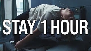 Stay - The Kid LAROI with Justin Bieber (1 HOUR LOOP)
