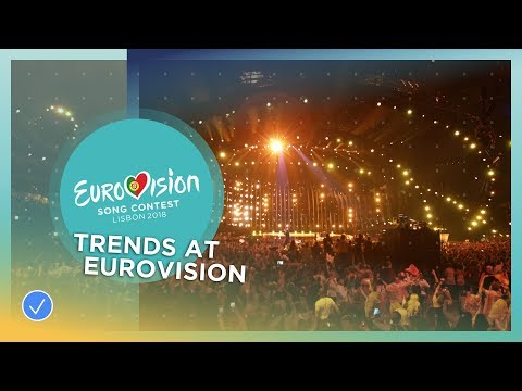 Trends at the 2018 Eurovision Song Contest