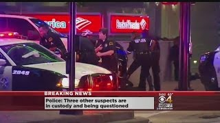 11 Dallas Officers Shot, 5 Killed By Snipers
