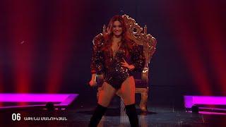 Athena Manoukian - Chains On You (Live) Depi Evratesil 2020 (WINNER)