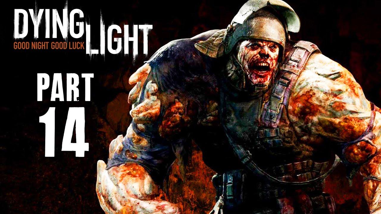 Dying Light Walkthrough Part 14