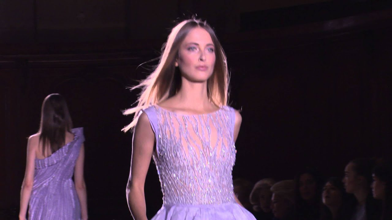 Tony Ward Couture Spring Summer 2016 Fashion Show