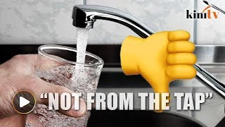 Voxpop: Malaysians don't drink straight from the tap